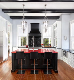 Rutledge avenue remodel transitional kitchen for Kitchen remodeling charleston sc