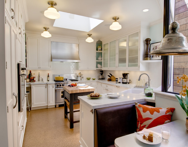 Rutt Cabinetry Traditional Kitchen