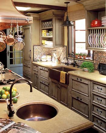 Ryan Associates - Remodels / Additions - Marin Remodel mediterranean kitchen
