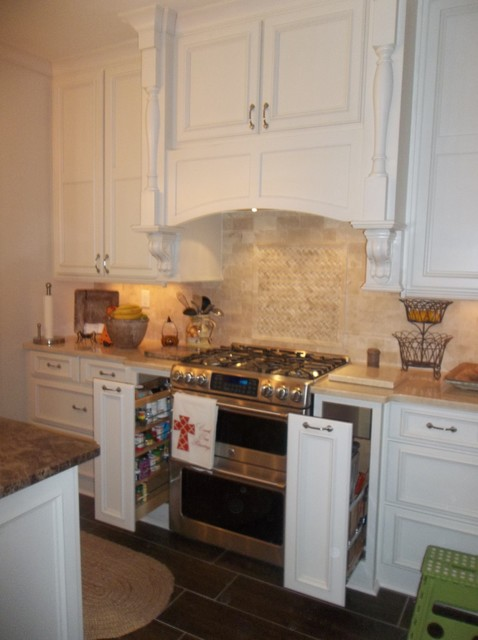 Ryan Richey Construction traditional-kitchen