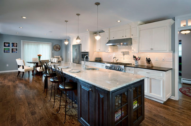 Rydal PA Addition and Renovation traditional-kitchen