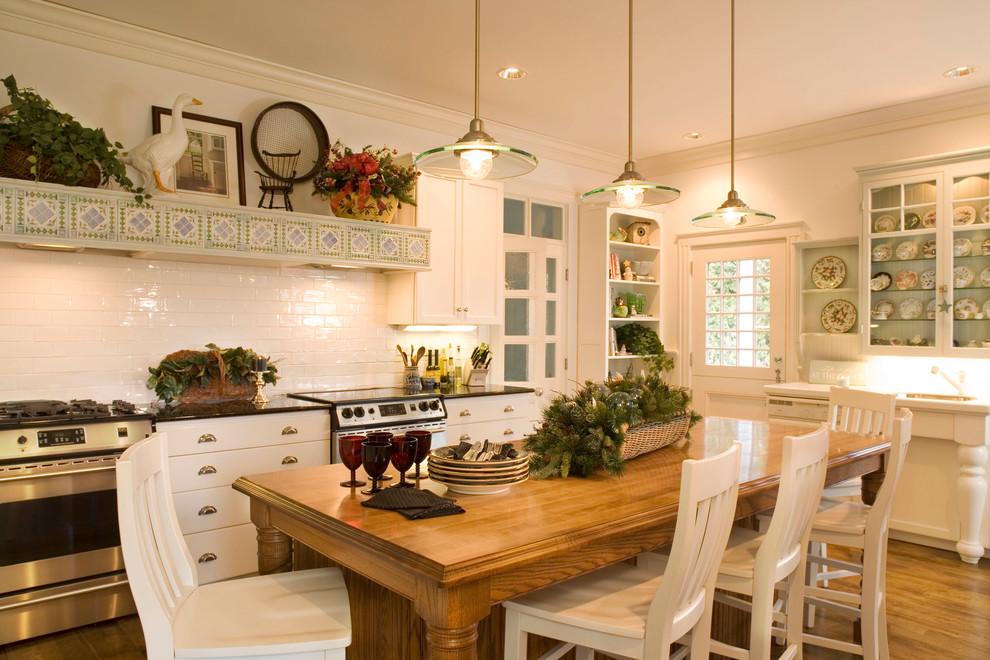 Rye Beach House Restoration - Kitchen - Victorian ...