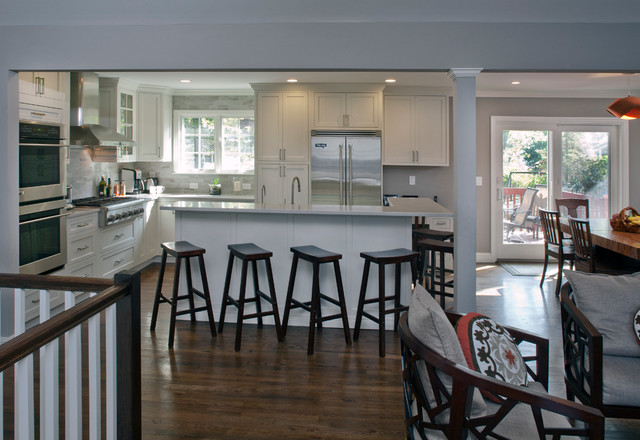 Rye Ny Project Transitional Kitchen New York By East Hill