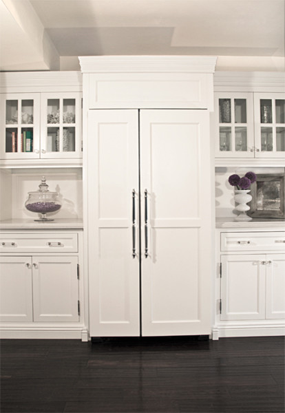 Example of a classic kitchen design in Phoenix