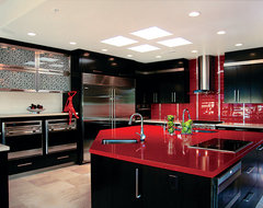 Rysso Peters contemporary kitchen