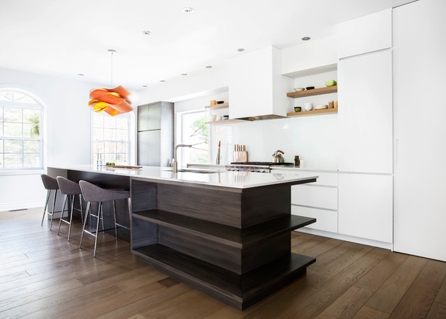 S t l a z a r e contemporary kitchen montreal by for Kitchen design montreal