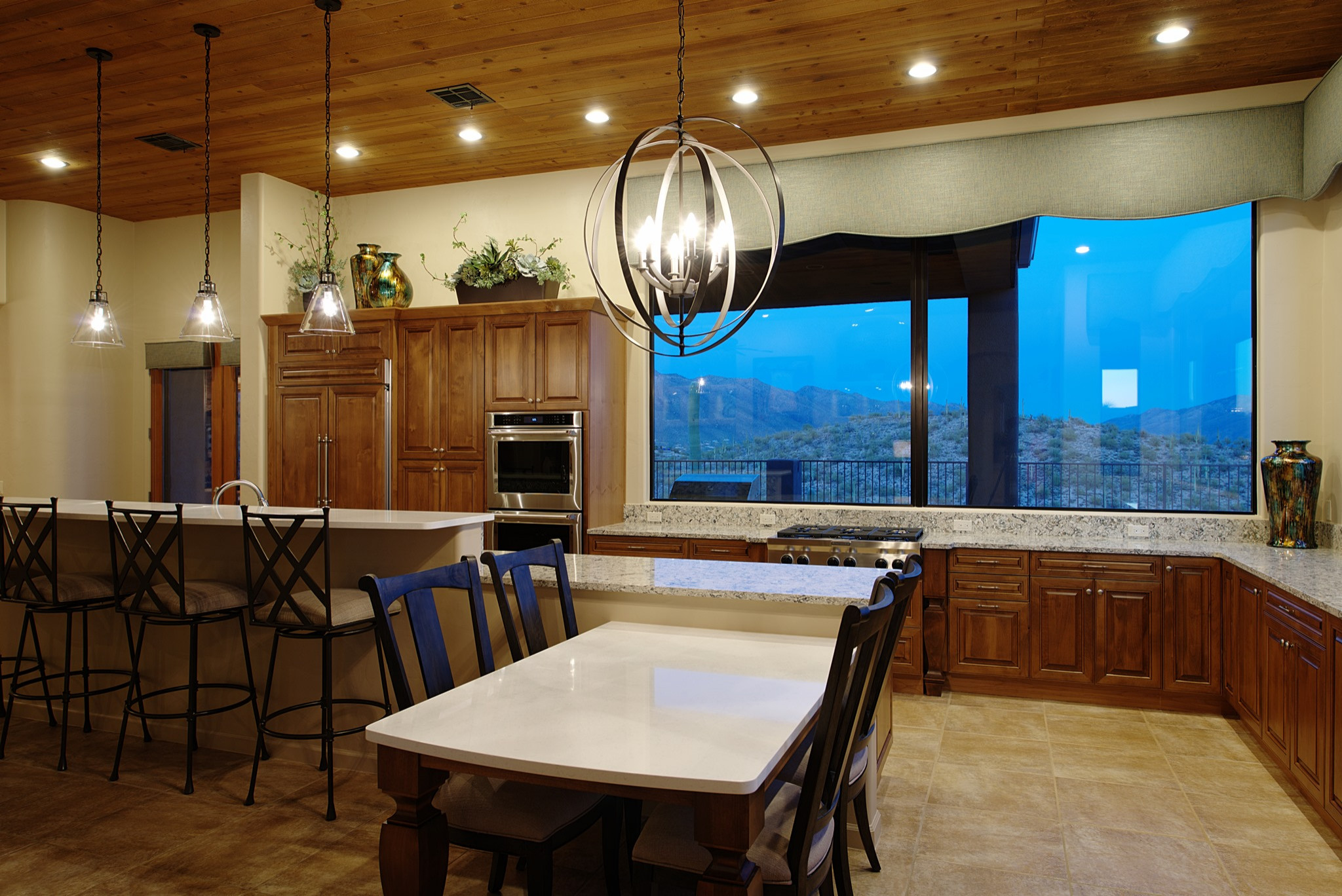 Sabino Mountain Kitchen Remodel