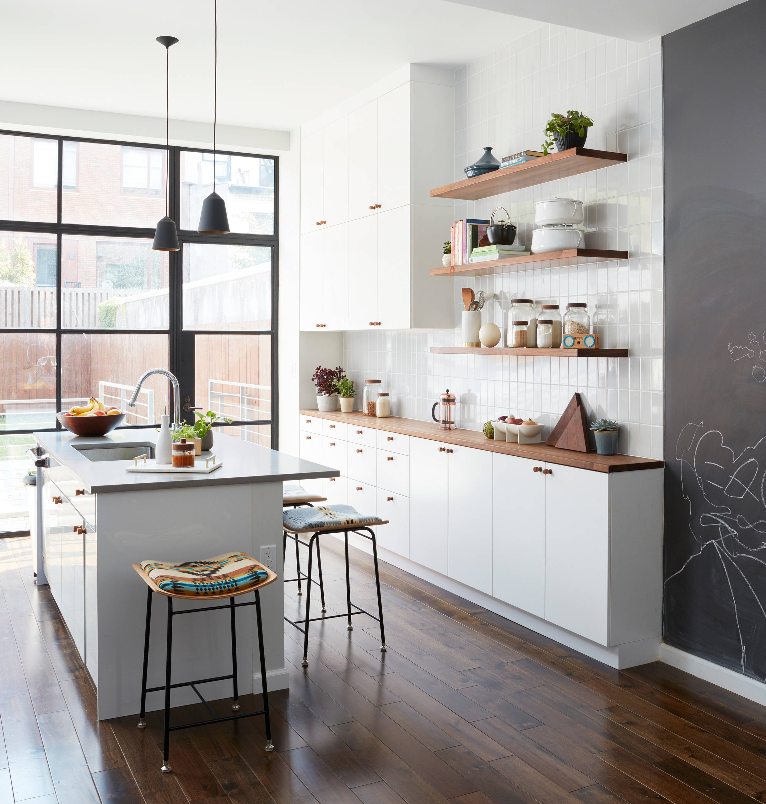 75 Beautiful Flat Panel Kitchen Cabinet Pictures Ideas Houzz