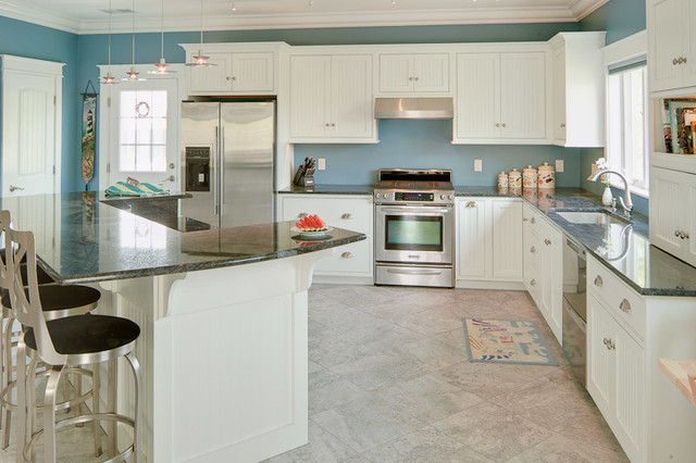 Saco traditional kitchen other metro by maine coast kitchen design - Kitchen design portland maine ...