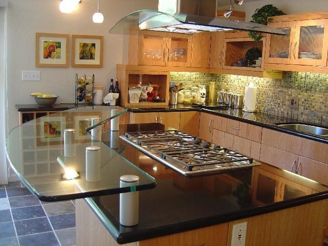 Sacramento Area traditional-kitchen