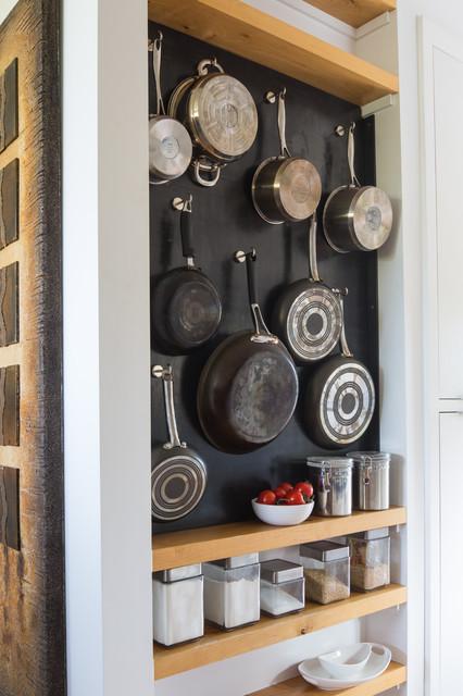 Pfannen Aufhängen pfannen aufhängen die schönsten topfracks für die küche