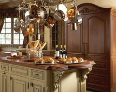 Saddle River French Country traditional kitchen
