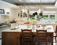 Saddle River Showhouse traditional-kitchen