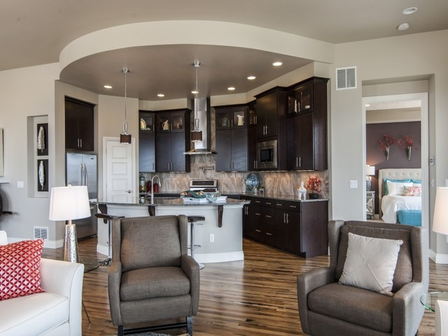 Saddletree Homes traditional-kitchen