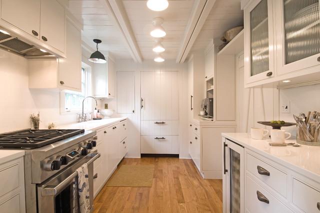 Sag Harbor Kitchen rustic-kitchen