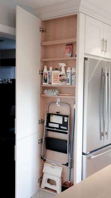 Saginaw Crescent Kitchen Contemporary Kitchen