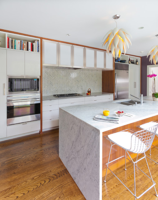 Salins Group: Charlotte, NC contemporary-kitchen