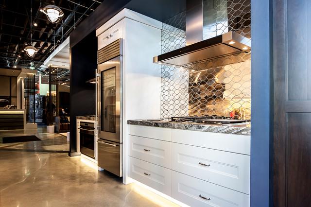Salt Lake Showroom transitional-kitchen