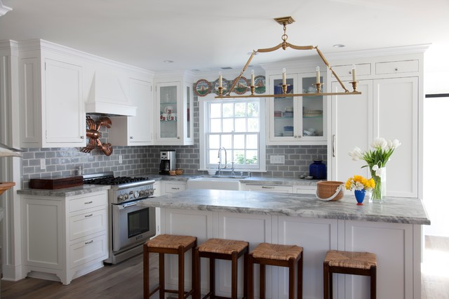 Salty Dog Beach Style Kitchen San Diego By Flagg