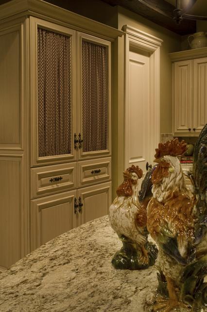 Sam Allen Custom Home Design traditional-kitchen