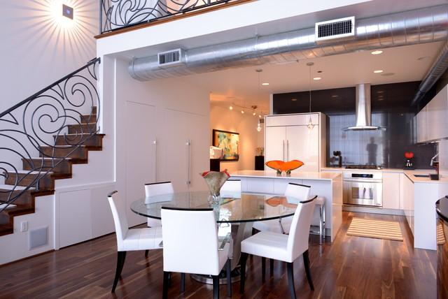 Samara Residence Andrea Petor Contemporary Kitchen