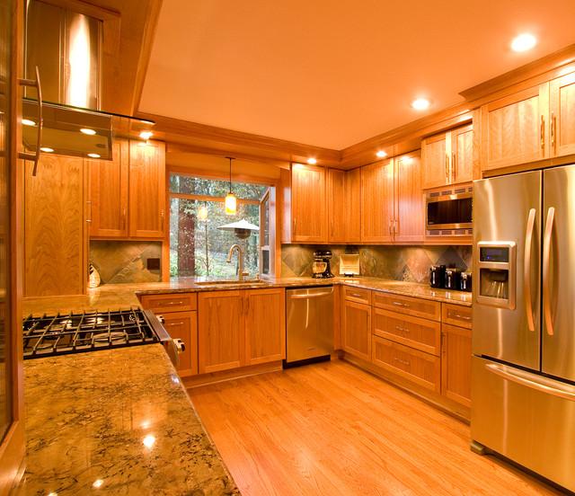 Same House Second Life Contemporary Kitchen Portland