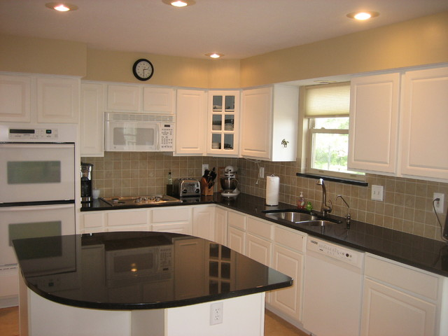 Sample traditional-kitchen