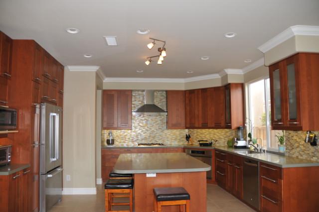 sample kitchens