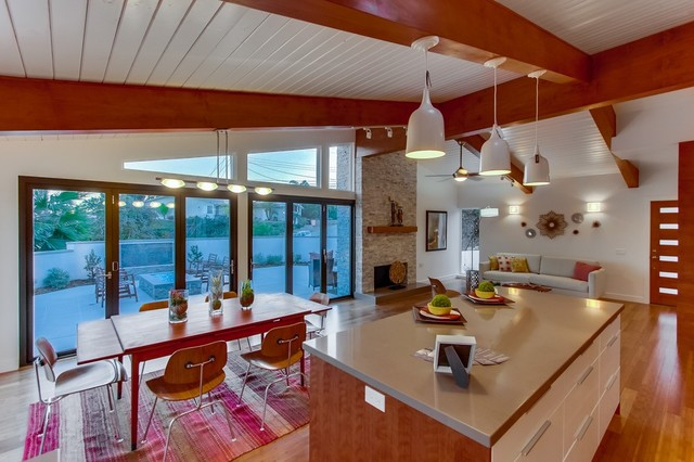 San anselmo contemporary kitchen orange county by ramco kitchen cabinets - Modern kitchen cabinets orange county ...