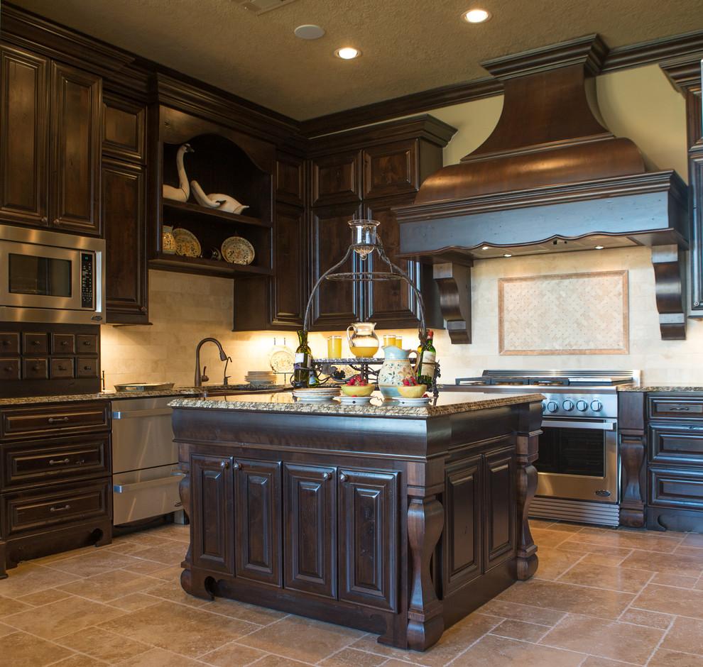 San Antonio - Traditional - Kitchen - Austin - by Kent ...