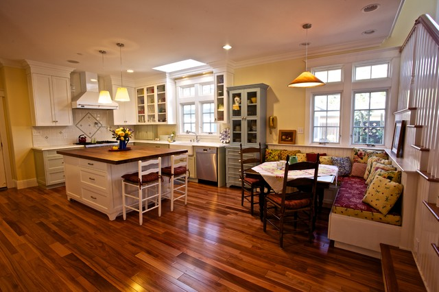 Traditional Kitchen farmhouse