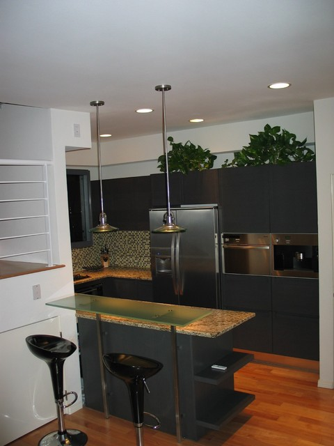 San Diego Contemporary Kitchen Design Modern Kitchen San Diego By Bkt Loft Italian