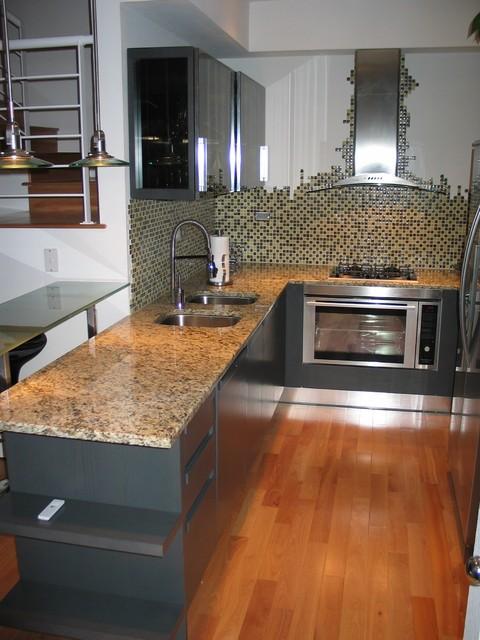 San Diego Contemporary Kitchen Design Modern Kitchen