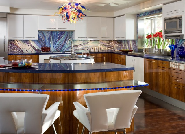 San diego contemporary contemporary kitchen other metro by luxury ranch interior design - Kitchen designer san diego ...