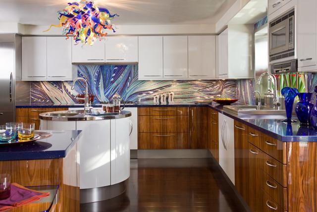 San Diego Contemporary Contemporary Kitchen San