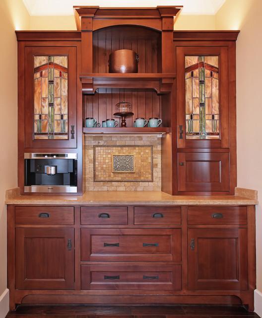 San Diego Craftsman craftsman-kitchen