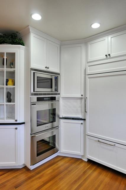 San Diego Kitchen Remodel Transitional Kitchen San