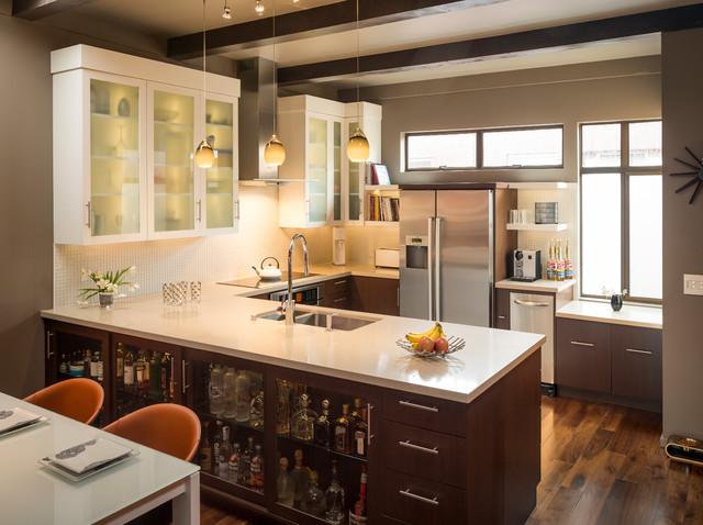 San Francisco Church Street Remodel Modern Kitchen