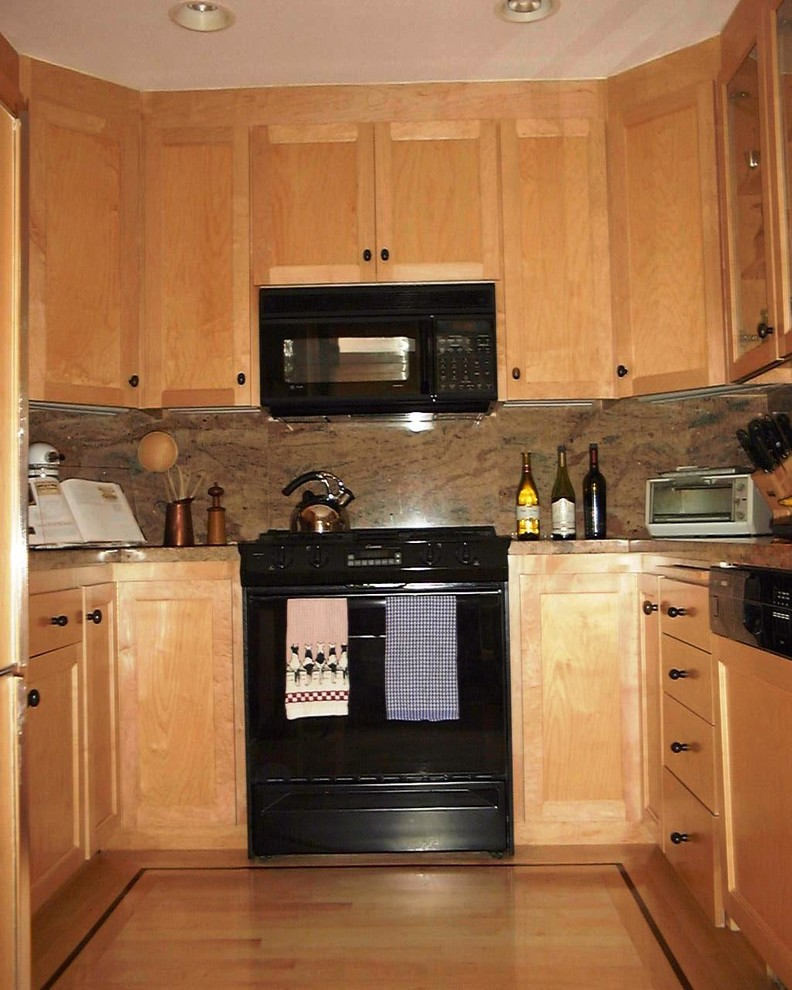 San Francisco flat complete kitchen remodel - Traditional ...