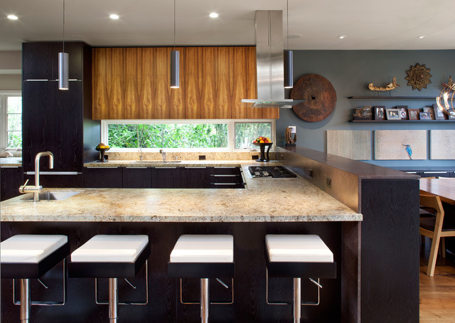 San Francisco Forest Hill Remodel Contemporary Kitchen