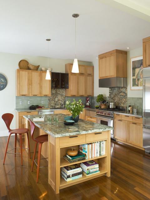 San Francisco Kitchen modern-kitchen