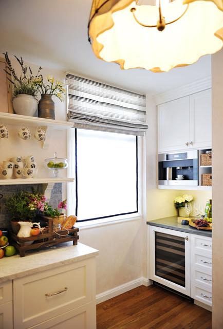 San Francisco Kitchenette traditional-kitchen