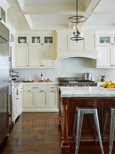 San Francisco Mediterranean Traditional Kitchen San Francisco By Lorin Hill Architect