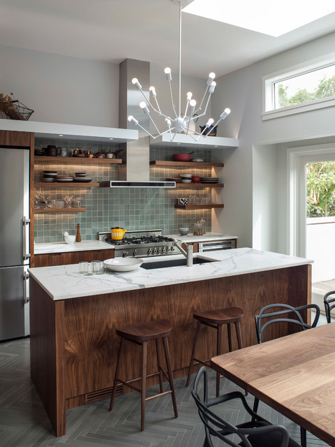 San Francisco Remodel Contemporary Kitchen San