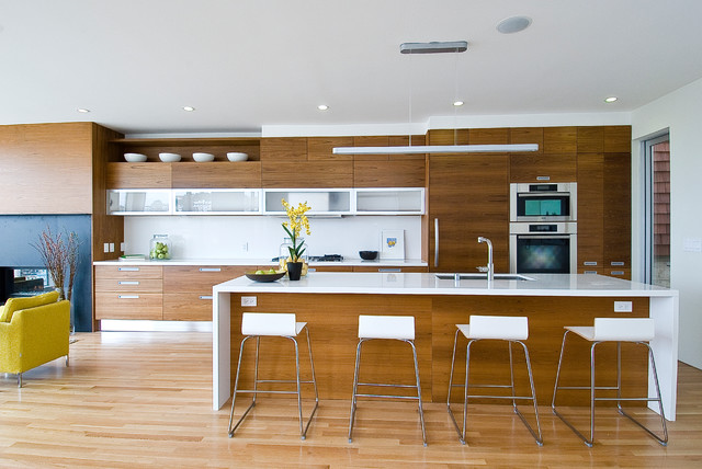 San Francisco Residence Modern Kitchen Other Metro