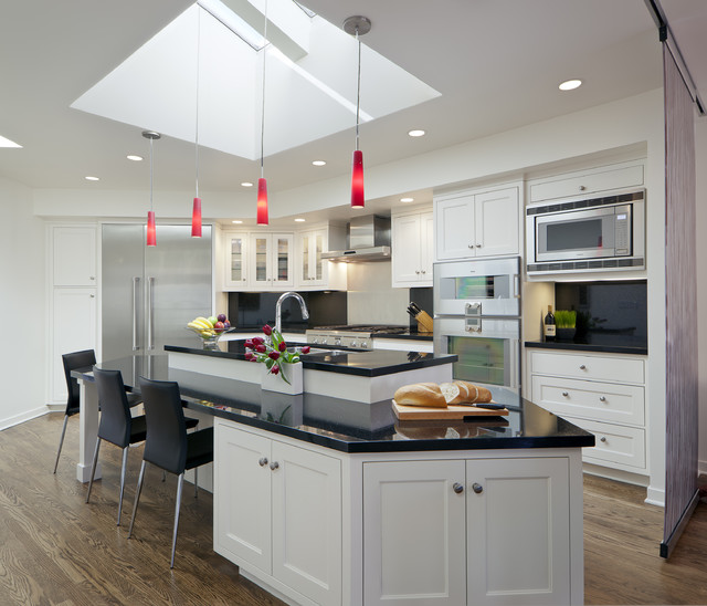 San francisco sunset remodel contemporary kitchen san francisco by architect andrew morrall - San francisco kitchen design ...