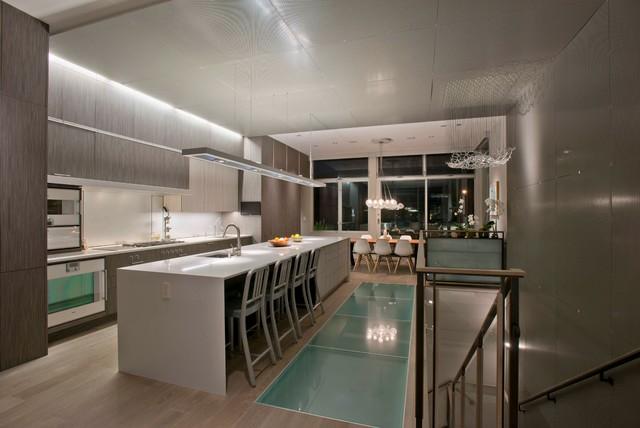 San francisco telegraph hill contemporary kitchen