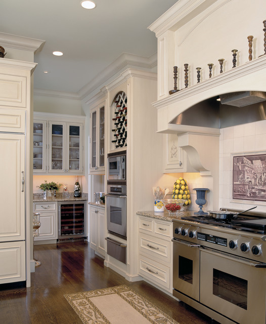 San Francisco Traditional Traditional Kitchen San Francisco By Midland Cabinet Company