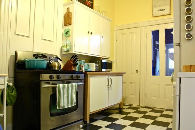 San Francisco: Treatzone eclectic-kitchen