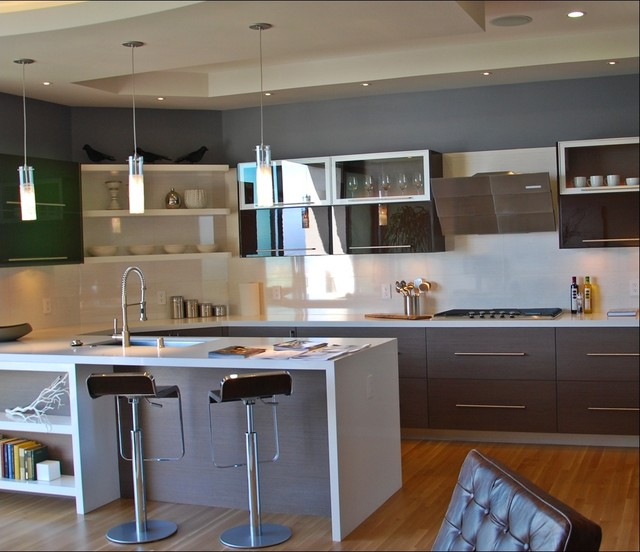 San Francisco Upper Height Kitchen Cabinets and Bathroom ...